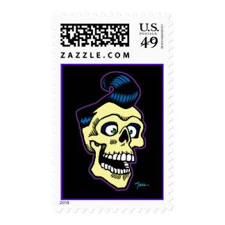 Ness Rockabilly 00 Postage Stamps