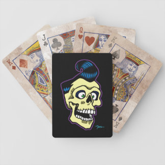 Ness Rockabilly Bicycle Playing Cards