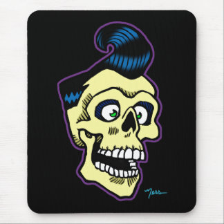 Ness Rockabilly Mouse Pad