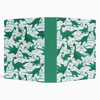 Nessie 3 Ring Binder