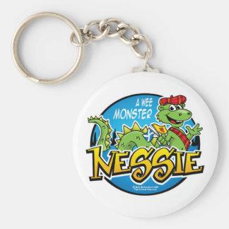 Nessie: A Wee Monster Keychain
