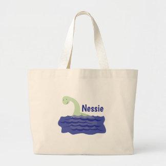 Nessie Jumbo Tote Bag