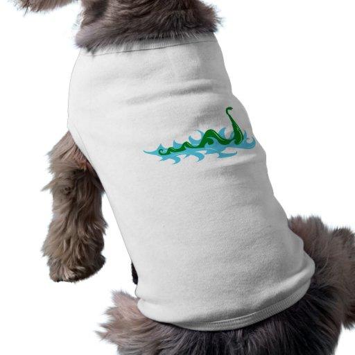 Nessie Camisetas De Perro