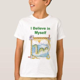 Nessie - creo en mí mismo playeras