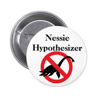 Nessie Hypothesizer Pin