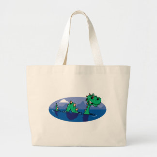 Nessie Large Tote Bag