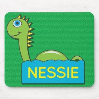 Nessie mousepad