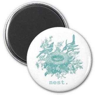 Nest 2 Inch Round Magnet