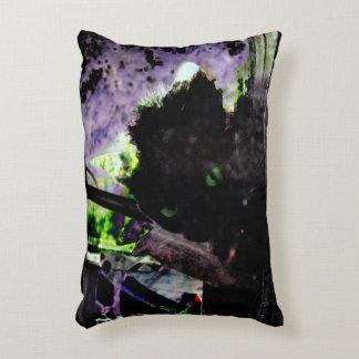 Nest • Egg • Kitty Decorative Pillow
