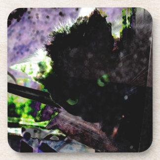 Nest • Egg • Kitty Drink Coaster