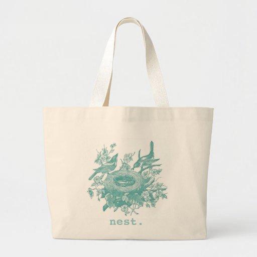 Nest Jumbo Tote Bag