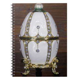 Nest of Pearls eggs Notebook