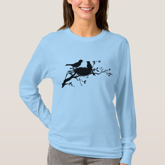 Nesting Birds T-Shirt