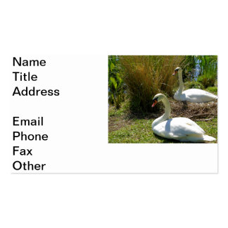 Nesting Double-Sided Standard Business Cards (Pack Of 100)