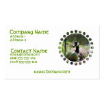 Nesting Canadian Goose Business Card