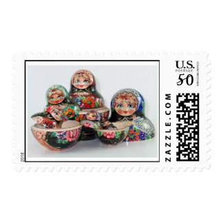 Nesting Doll Stamp