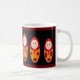 Nesting Dolls Classic Mug