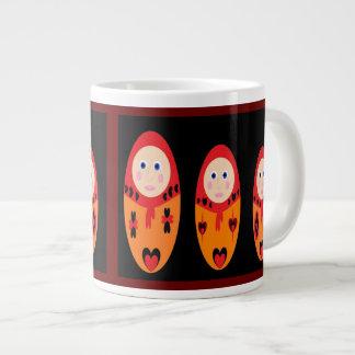 Nesting Dolls Jumbo Mug