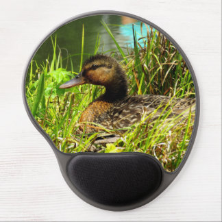 Nesting Duck Gel Mousepad