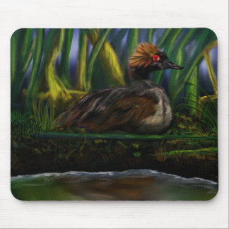 nesting duck mouse pad
