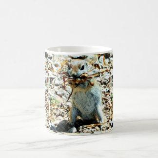 Nesting Ground Squirrel Coffee Mug