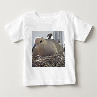 Nesting Mourning Dove T-shirt