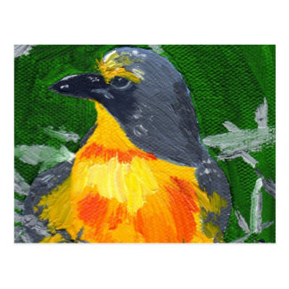 Nesting Postcard