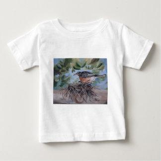 Nesting Robin Infant Tshirt