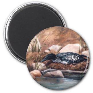 Nesting Time Magnet