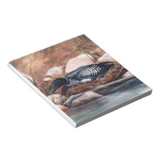 Nesting Time Notepad