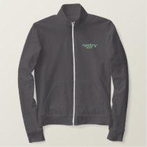 Nestiny Realty Embroidered Zipper Jacket