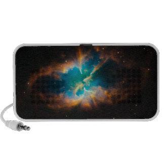 Nestled Within Portable Speaker
