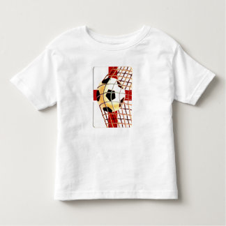 Net and ball England Soccer gifts Tee Shirts