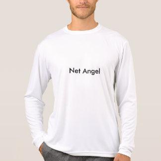 Net Angel Series - Micro-Fiber Long Tshirt