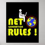Net generation rules! print