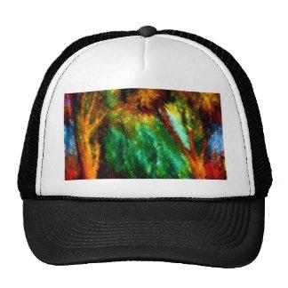 net trucker hat