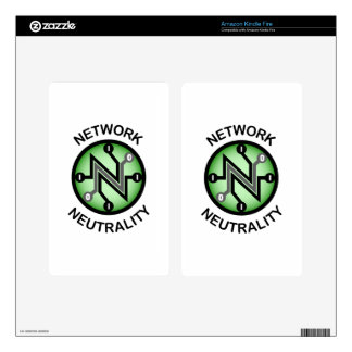 Net Neutrality Decals For Kindle Fire