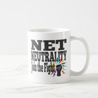 Net Neutrality Fight Coffee Mug
