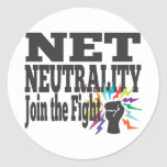 Net Neutrality Fight Sticker
