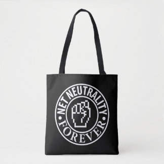 Net Neutrality Forever Tote Bag