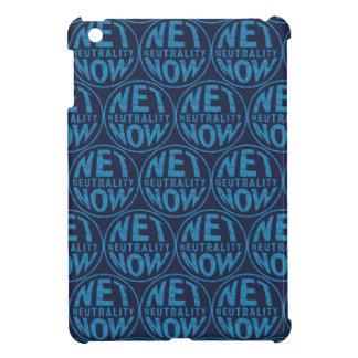 Net Neutrality Now - Blue iPad Mini Case