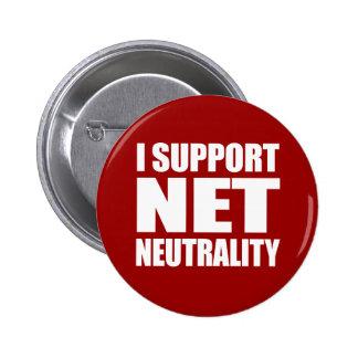 Net Neutrality Pinback Buttons