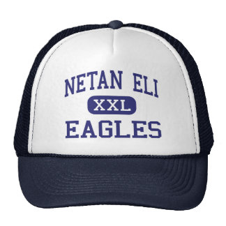 Netan Eli - Eagles - High - Los Angeles California Trucker Hat