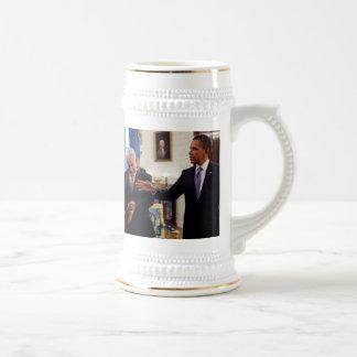 Netanyahu, Mubarak, y reunión de Obama en Casa Bla Tazas