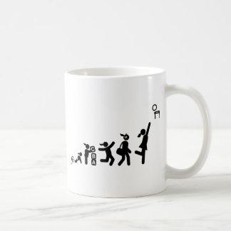 Netball Coffee Mug