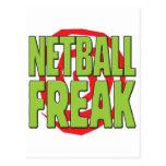 Netball G anormal Postal