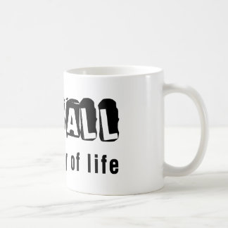 Netball It's a way of life Coffee Mugs