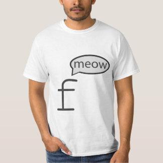 NetHack Cat Shirt