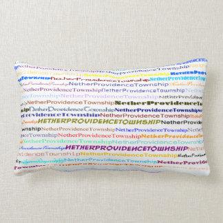 Nether Providence Twnshp TxtDesignII Lumbar Pillow