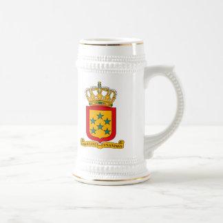 Netherland Antilles Coat of Arms Mug